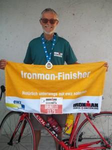 Ironman a sessantun anni