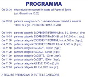 13  TROFEO CITTA DI SACILE @ Sacile (PN)